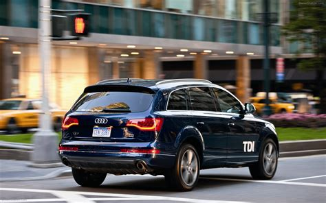 Audi Q7 2012 by Audi Q7 Tdi 2012 Widescreen Car Wallpaper 03 Of 22