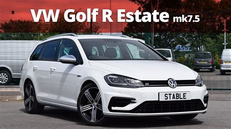 2018 volkswagen golf r estate mk7 5 walk around 4k