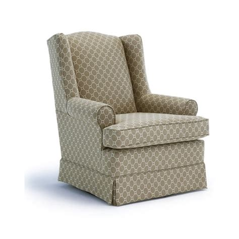 Roni Swivel Glider Chair By Best Lewis Furniture Store Best Chair Swivel Glider
