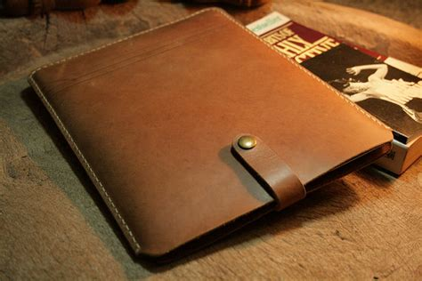 Handmade Tablet Covers - handmade leather sleeve