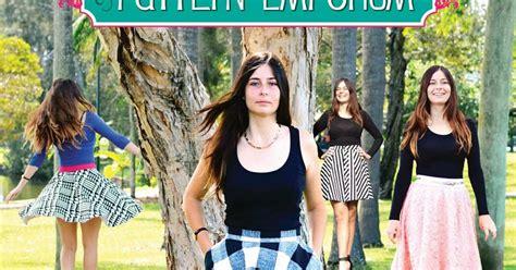 pattern emporium hack pattern emporium pattern hack stretch skater skirt