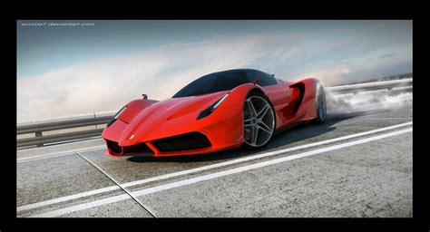 newest ferrari passion for luxury new ferrari f70