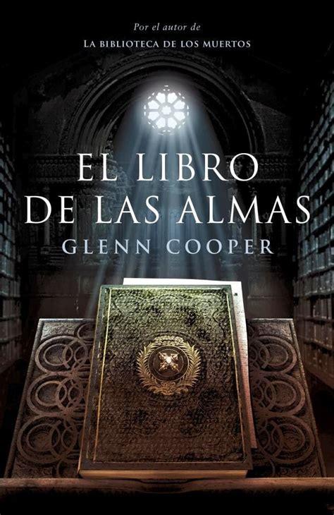 espacio literario saga la biblioteca de los muertos por glenn cooper