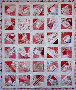 Wedding Quilt Emily S Wedding Quilt Q Is For Quilter