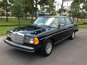 1983 Mercedes 300d Turbo Diesel Sell Used 1983 Mercedes 300d Turbo Diesel Low