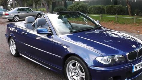 bmw ci sport convertible  leather elec seats