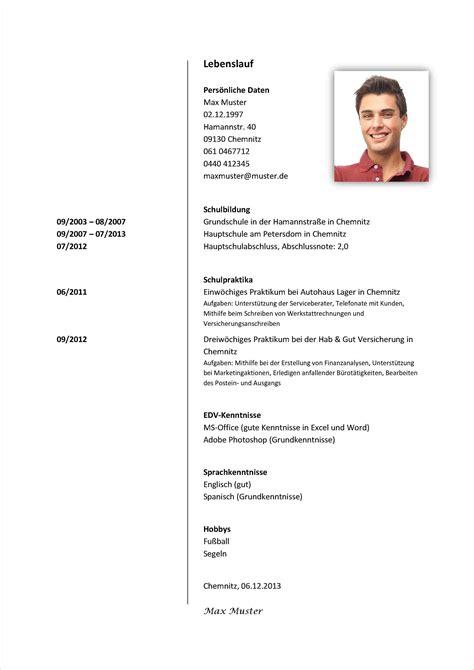 Anschreiben Studium Ohne Abschlub 9 Bewerbung Sch 252 Lerpraktikum 9 Klasse Deckblatt
