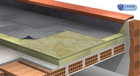isolamento termico pavimento piano terra 187 di roccia come isolamento termico ed acustico