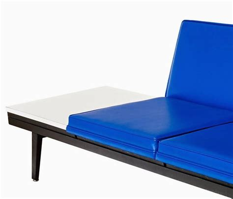 quot steel frame quot sofa by george nelson for sale at 1stdibs