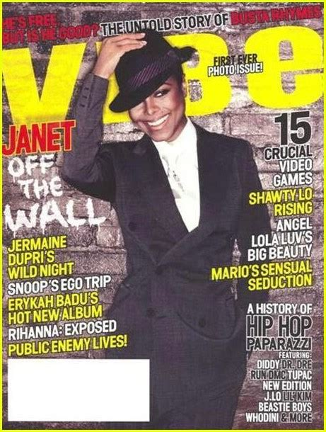 Janet Jackson In Vibe Magazine by Sized Photo Of Janet Jackson Vibe Magazine 01 Photo