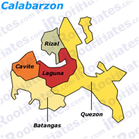 Roommates and rooms for rent in Calabarzon Philippines.