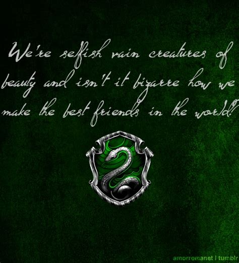 slytherin house slytherin house pride quotes pinterest slytherin slytherin house and house