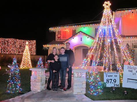 chino hills christmas lights chino hills operation christmas lights westcoast media