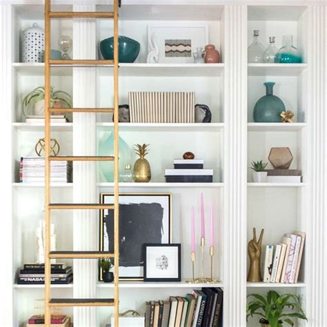 how to style a bookcase how to style a bookshelf cuckoo4design