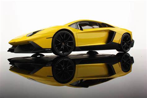 Lamborghini 50th Anniversary Lamborghini Aventador Lp720 4 50th Anniversary 1 18 Mr