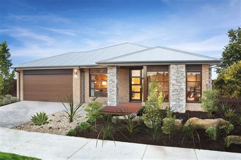 new home design in sa como kew facade by simonds homes