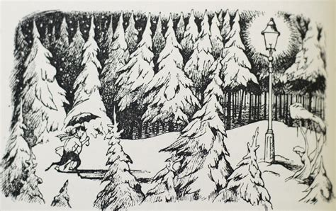 Setting Of Narnia The The Witch And The Wardrobe by Chronicles Of Narnia C S Lewis Edition Book