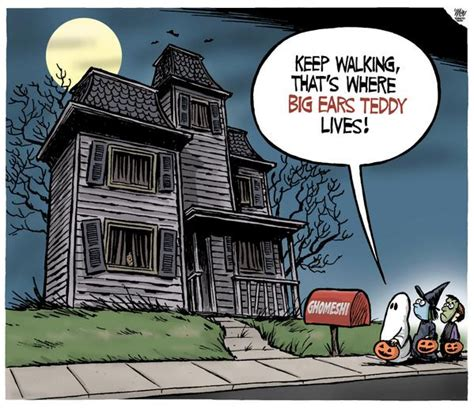 cartoon haunted house theo moudakis on twitter quot tomorrow s torontostar cartoon quot haunted house quot