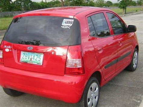 Kia Picanto Workshop Manual Kia Picanto 2005 Workshop Manual