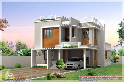 Small Modern Homes   images of different indian house