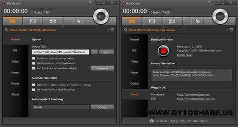 aplikasi bandicam full version bandicam 3 0 4 terbaru full version