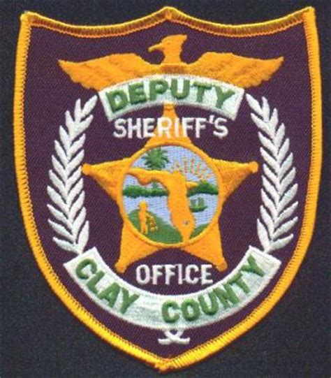 Clay County Sheriff Office by Florida Clay County Sheriff S Office Deputy