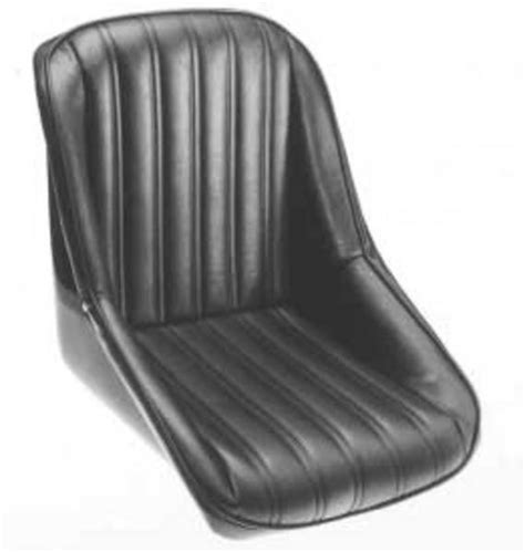 airboat seat covers 35 35410 single seat cushion black channel