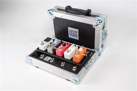 Handmade Pedal Board - 50 custom pedalboards mini board gear