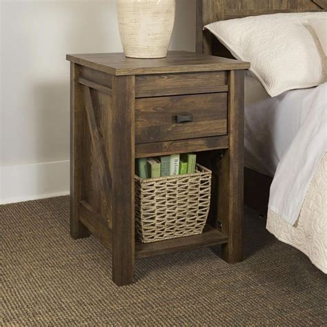 best 25 rustic end tables ideas on rustic