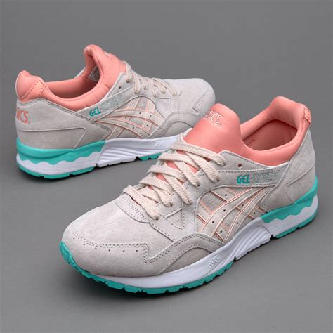 Sepatu Sneakers Asics Onitsuka Green Orange Grade Original 39 43 womens asics gel lyte 5 green silver