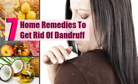 7 simplest home remedies to get rid of dandruff find