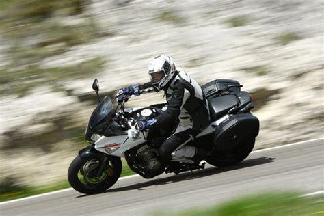 Motorrad Sozius Aufsteigen by Honda Cbf600 S Abs Testbericht