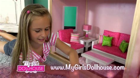 my girl doll house american girl dollhouse my girls dollhouse first affordable 18 inch dollhouse