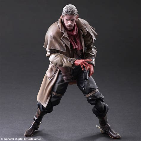 Play Arts Metal Gear Solid V The Phantom New Misb metal gear solid v the phantom play arts ocelot