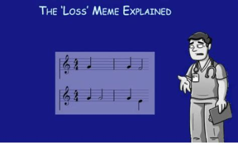 Loss Meme - 25 best memes about meme explained meme explained memes
