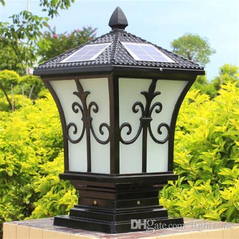 best quality solar post lights outdoor post lighting