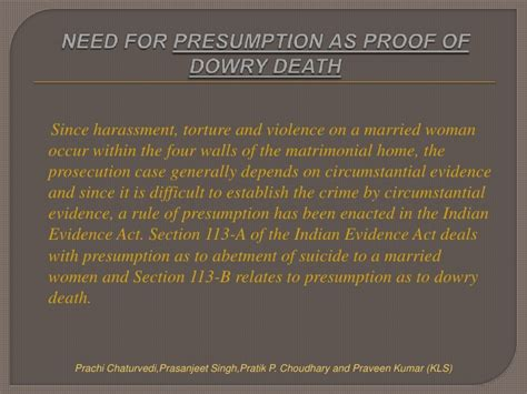 section 306 indian penal code dowry death under section 304 b of ipc by prachi pratik