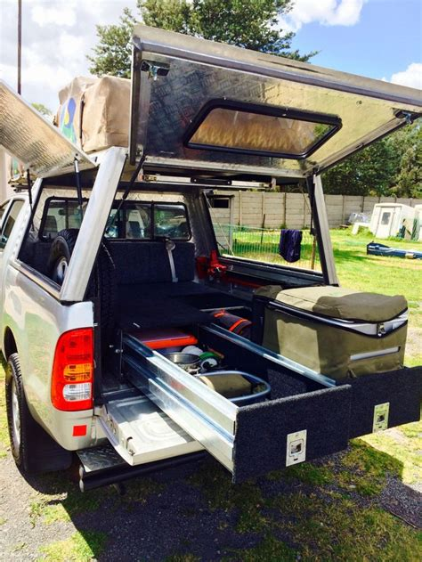 Roller Drawers 4x4 by Roller Drawers For Fantastic Storage Toyota Hilux 4wd