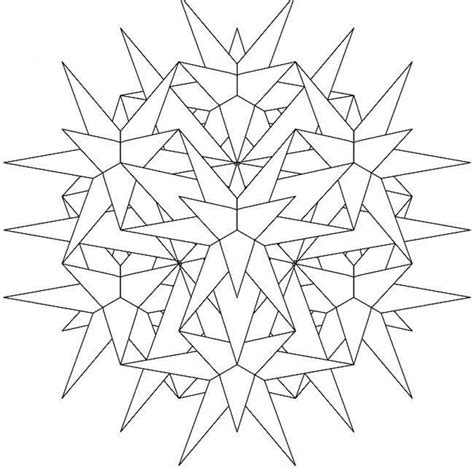 virtual coloring pages for adults mandalas for advanced mandala 9