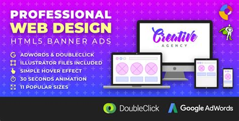 Freshest Html5 Ad Templates For Any Products Promotion Gt3 Themes Html5 Banner Template