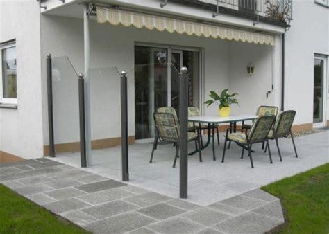 terrasse windschutz glas terrasse windschutz glas nowaday garden