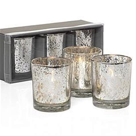 Mercury Glass Candle Holders Z Gallerie by Mercury Votive Holders West Elm