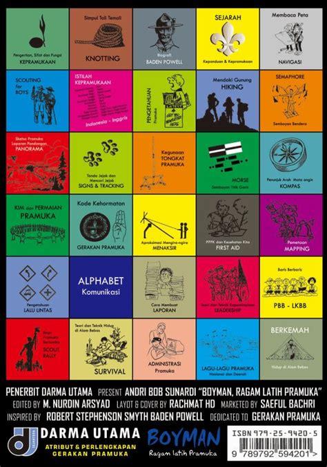 Boyman Ragam Latih Pramuka Murah Jual Boyman Ragam Latih Pramuka Jimmy S Shop