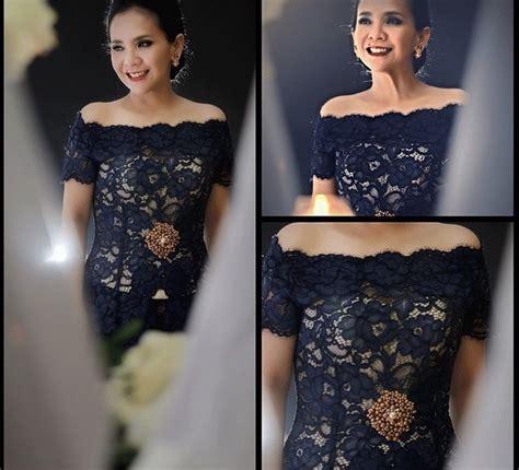Dress Sabrina Modern kebaya sabrina indonesia kebaya kebaya