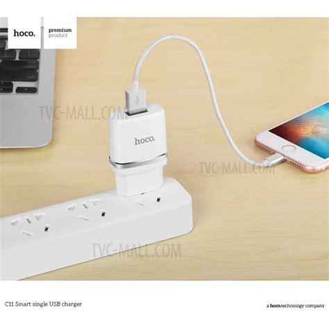 Adapter Dc 5v Usb 4port Vivan hoco c11 dc 5v 1a wall travel charger adapter single usb port for iphone samsung etc eu