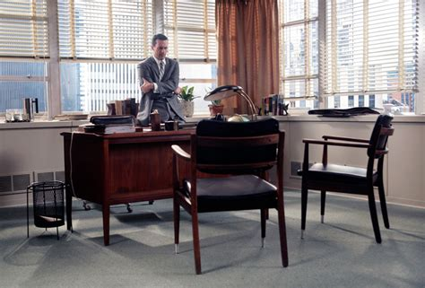 don draper office mad men i like to watch