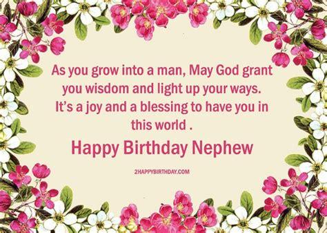 Happy Birthday Wishes To Nephew 25 Lovable Birthday Wishes For Nephew 2happybirthday