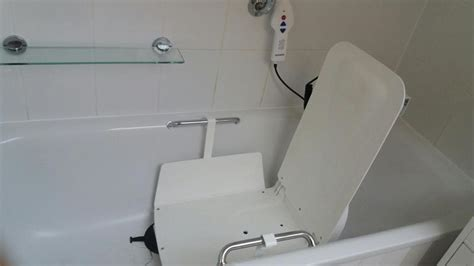Aquatec Reclining Bath Lift by Aquatec Orca Reclining Bath Lift Ryde Expired Wightbay