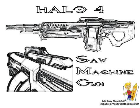 halo guns coloring pages pixel gun 3d coloring pages halo 4 guns coloring pages