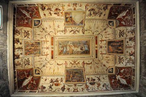 affreschi soffitto palazzo drago affresco soffitto artribune